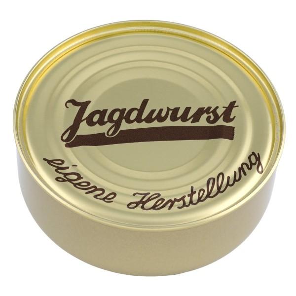 Jagdwurst Hausmacher Art / Dose / 200g