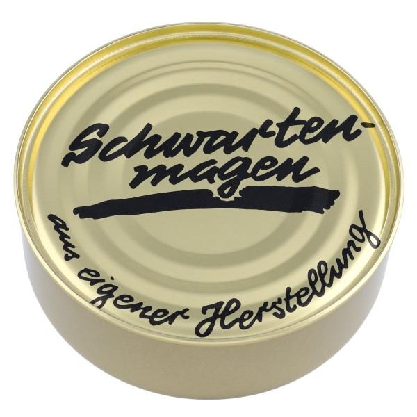 Schwartenmagen Hausmacher Art / Dose / 200g