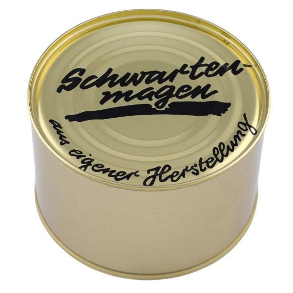 Schwartenmagen Hausmacher Art / Dose / 400g