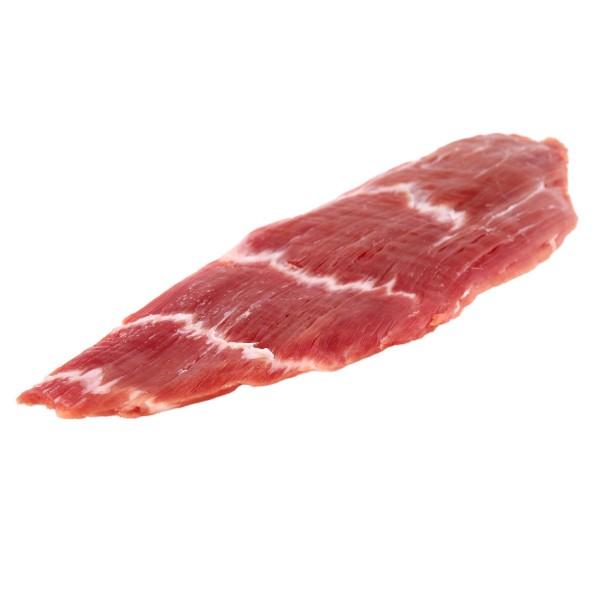Flanksteak vom Schwein/ 200g
