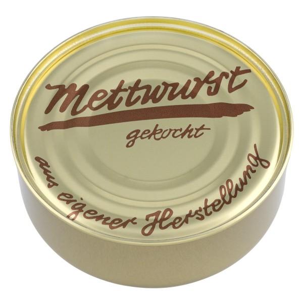 Mett Hausmacher Art / Gehacktes / gekocht / Dose / 200g