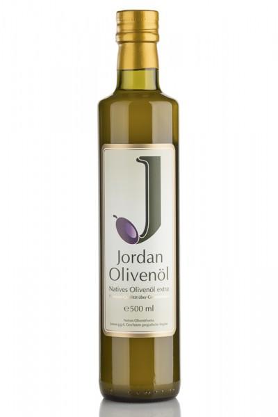 Jordan Olivenöl - Natives Olivenöl extra 500ml